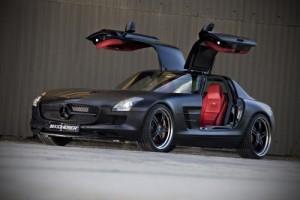 SLS AMG Black Edition