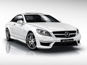 купе Mercedes-Benz CL AMG