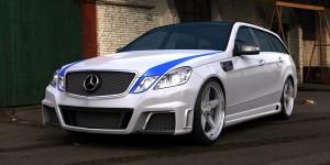 Универсал Mercedes E63 AMG