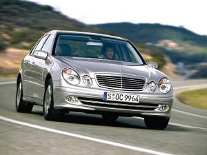 Mercedes-Benz E class иследования по вопросу исправности падушек безобасности
