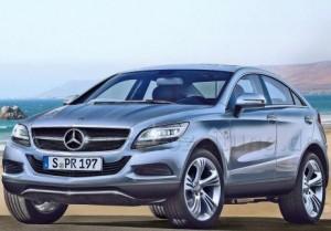 Новый Mercedes GLC