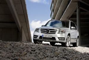Новый Mercedes GLK