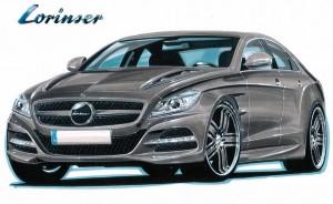 тюнинг-пакет для Mercedes CLS