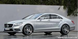 Mercedes-Benz новые модели выпуск намечен на 2014 год