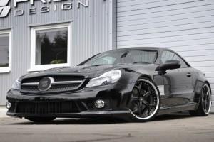тюнинг Mercedes SL