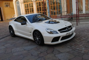SL 65 AMG Black Series от Brabus