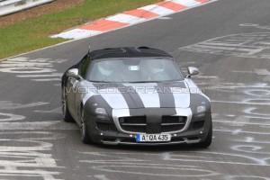 Мерседес SLS AMG Roadster