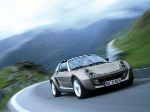 Smart Roadster от Мерседес