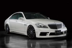 Тюнинг Mercedes-Benz S-class